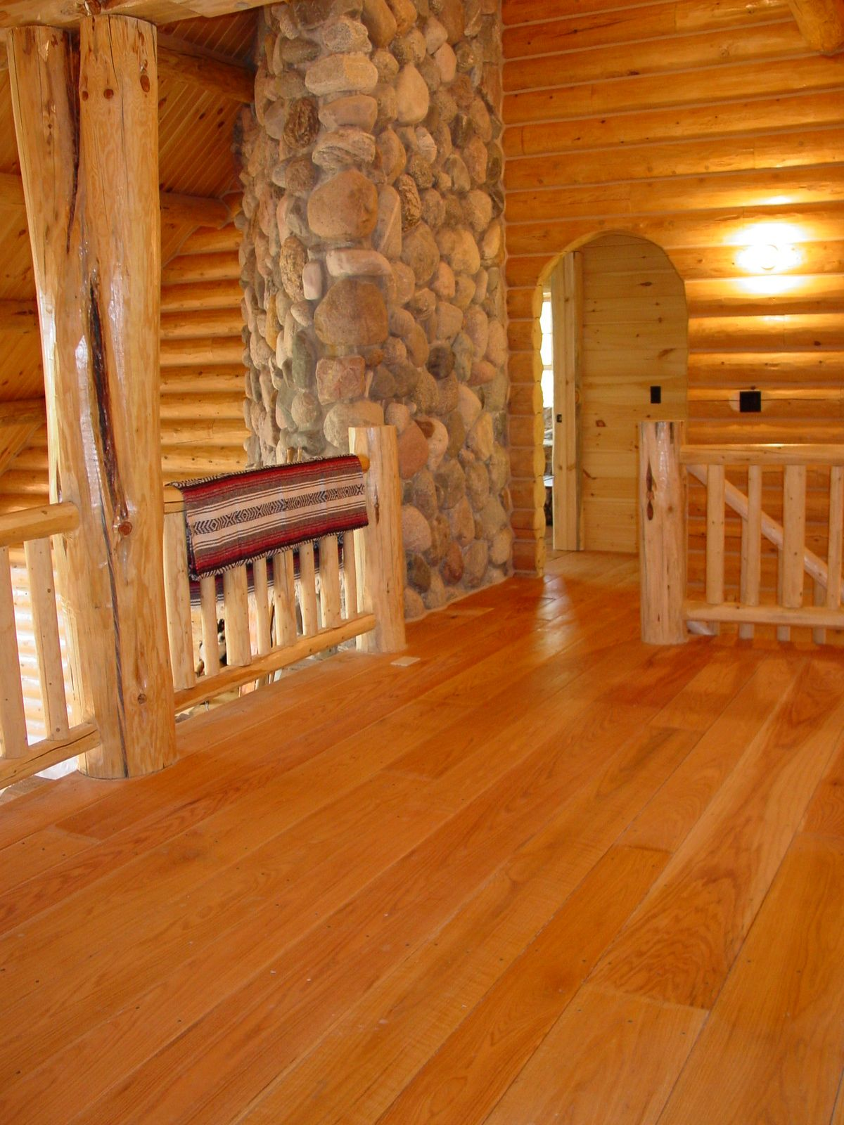 Hand Crafted Hardwood Wide Or Rustic Oak Planks Loft Flooring Colonialplankfloors