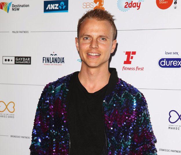 Shane Jenek Australian Idol