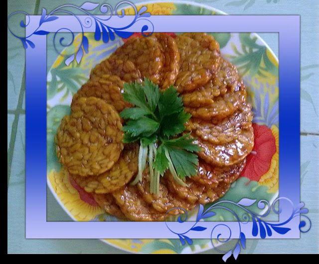 Manisan Tempe By Susi Shae Kuliner Nusantara Resep Masakan Indonesia Makanan