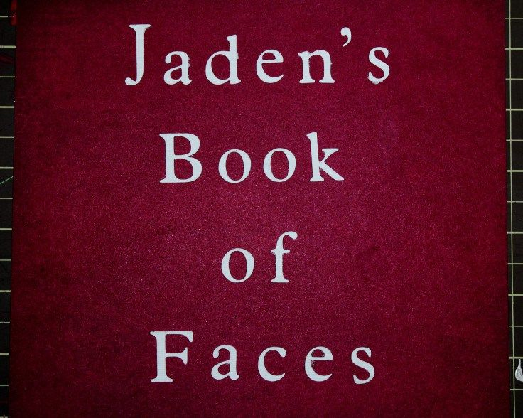 Name and Faces Book