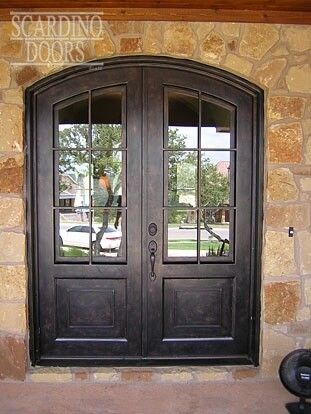 Learn about the wrought iron door design options from Scardino Doors in Atlanta. We offer & Learn about the wrought iron door design options from Scardino ... pezcame.com