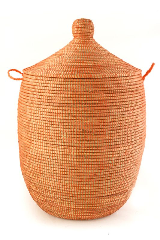 African Laundry Baskets African Woven Laundry Hampers Laundry