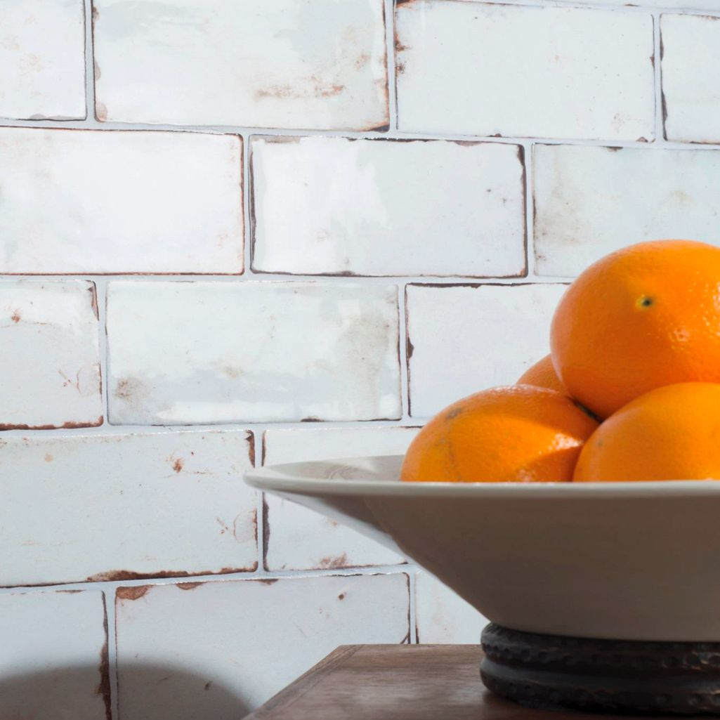 The Rustic Feel Of Lungarno Ceramics New Notting Hill