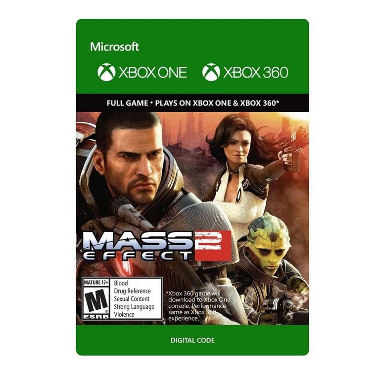 Electronic arts digital mass effect 2 xbox one download