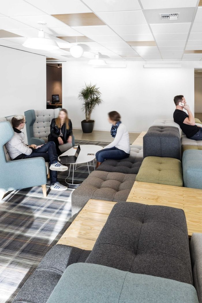 Office Tour: Tech Media Office – Seattle | Office Space Interior ...
