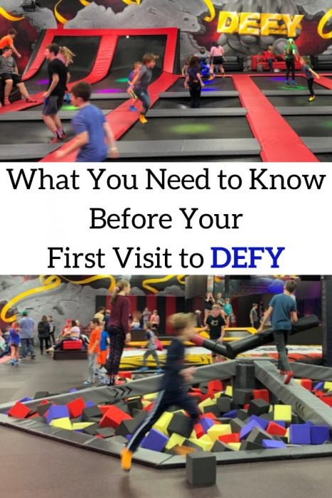 What You Need to Know Before Your First Visit to DEFY