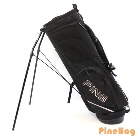 For Ping Hoofer Lite Stand Golf Bag Dual Strap 4 Pocket 8 Way Divider With Hood