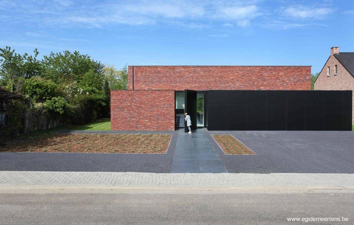 Resultado de imagen para casas minimalistas reales y for Casa minimalista historia