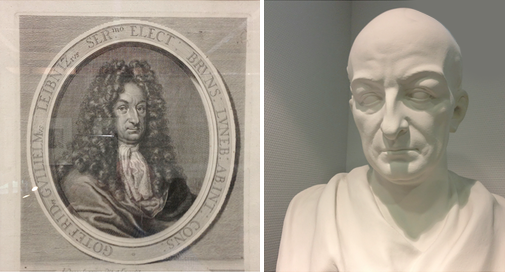 Intellectual Tourism on Gottfried Leibniz