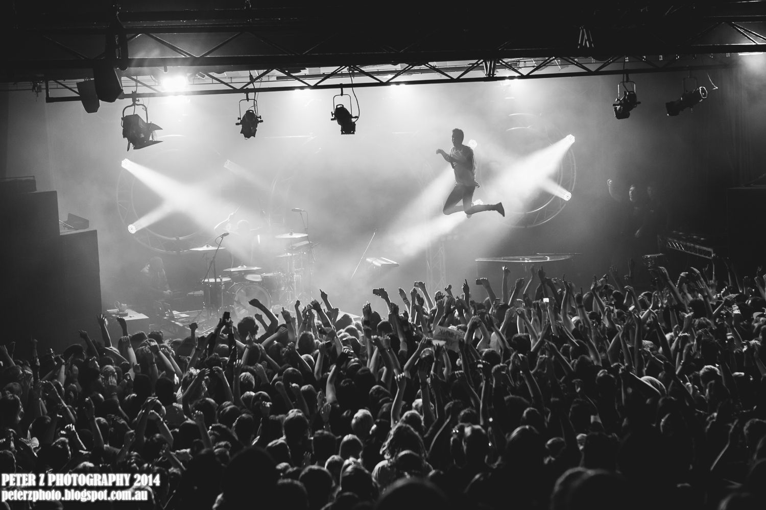 Twenty | One | Pilots @ The Metro, Sydney - 09.08.2014 | Peter Z Photography
