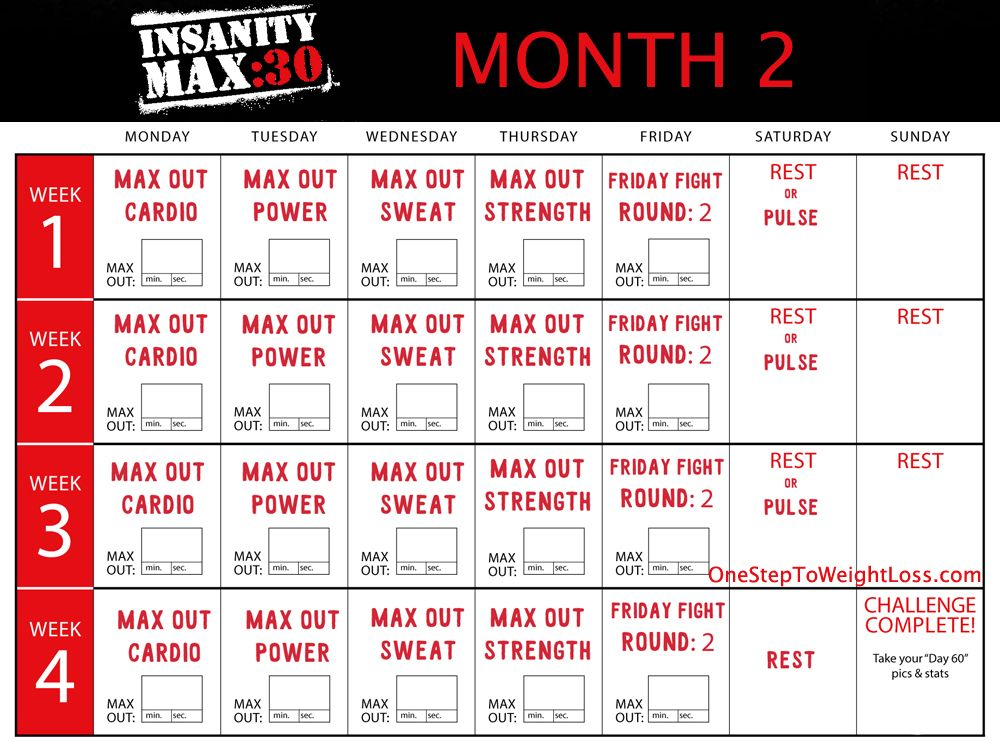 insanity max 30 results  u0026 review  insanity 2 worthy