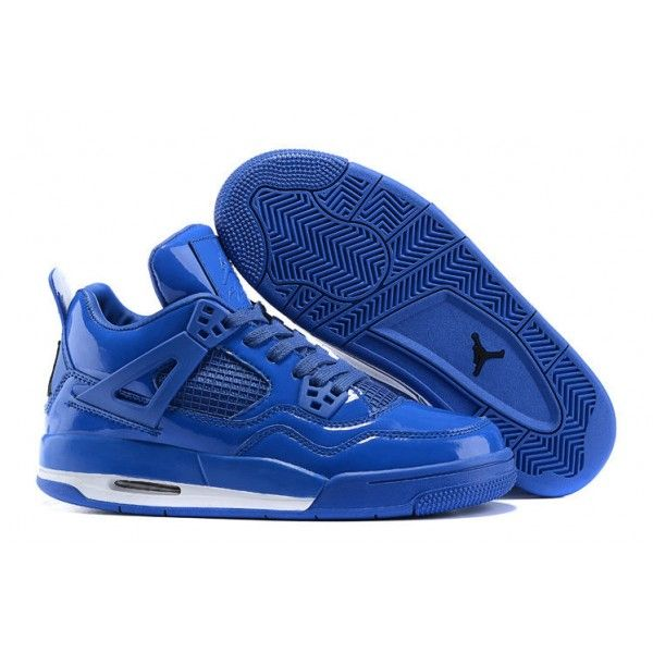 53f34d13f98b06 wholesale royal blue mens air jordan 4 11lab4 retro