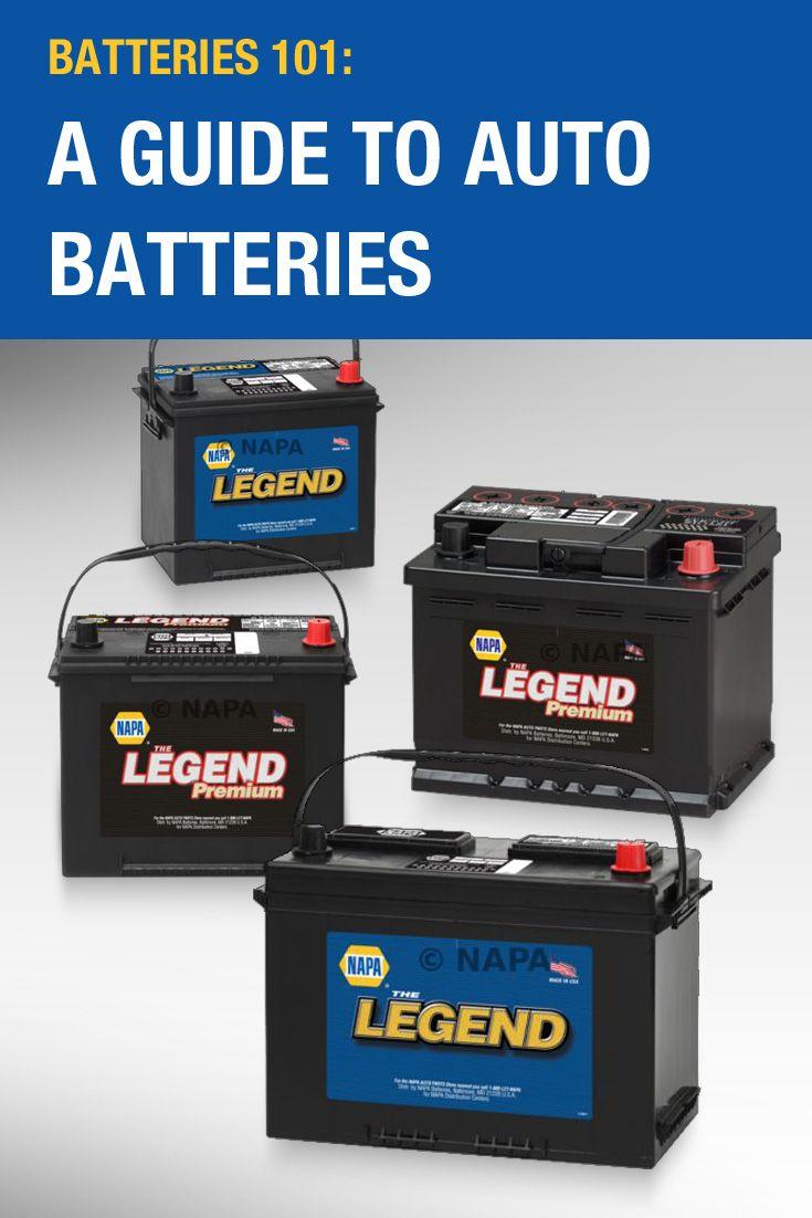 Batteries 101 A Guide To Automotive Batteries Car Battery Battery Eczema Treatment