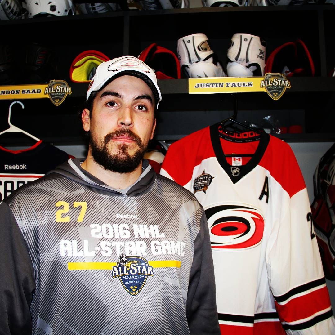 """""""Skills Competition game face. #NHLAllStar"""""""