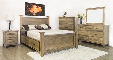 Trudell 5 Pc Bedroom Dresser Mirror Queen Panel Bed Pinterest Dressers And