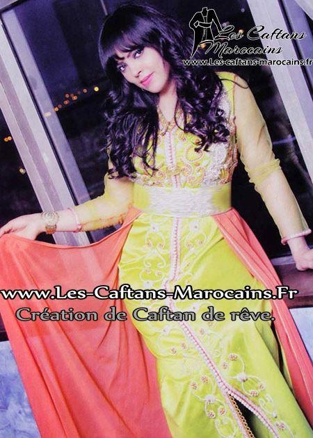 Caftan Bleu De Caftan Marocain 2015 Caftan Elegant Culture