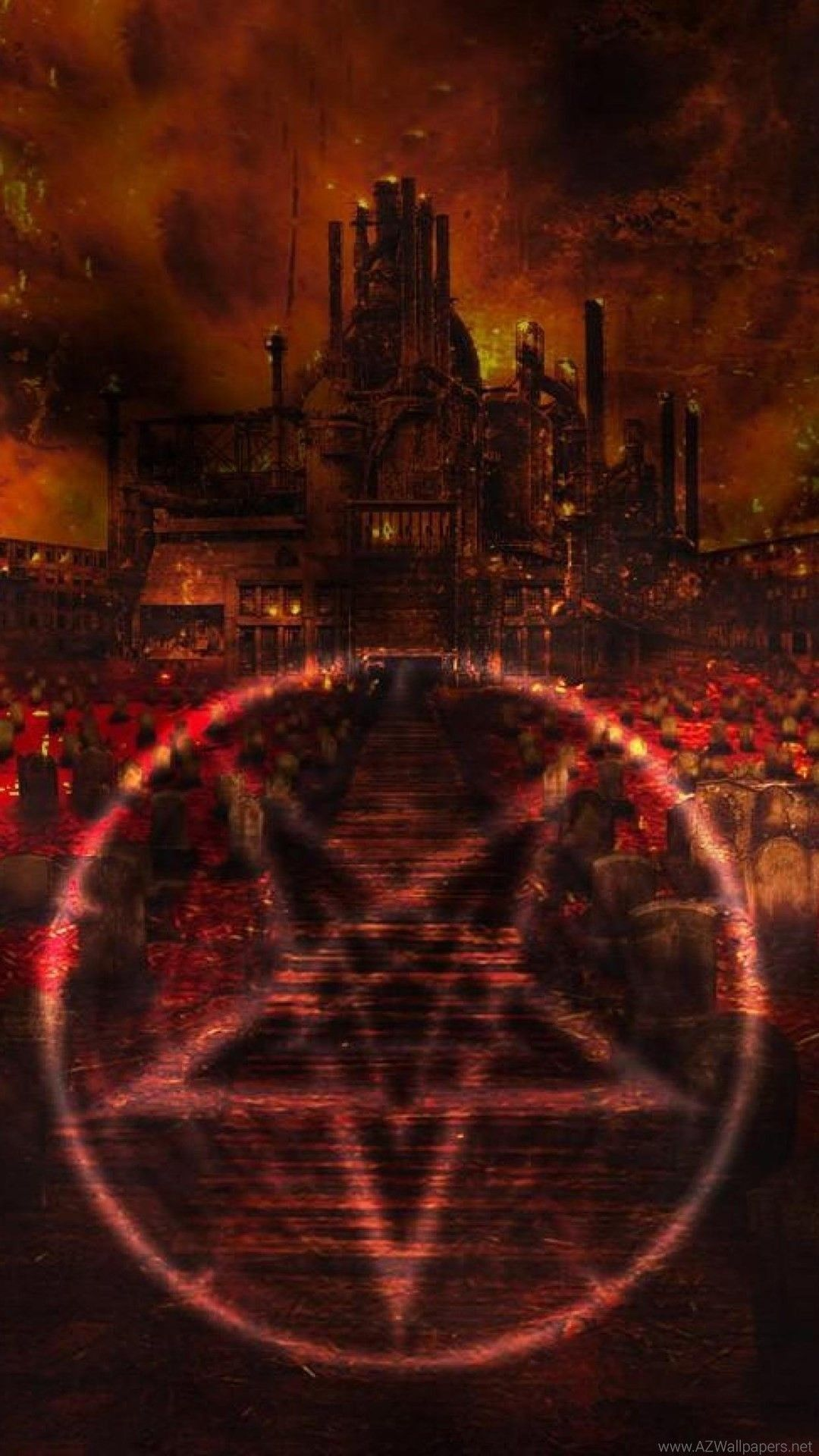 Satanic iPhone Wallpaper (65+ images) Best background