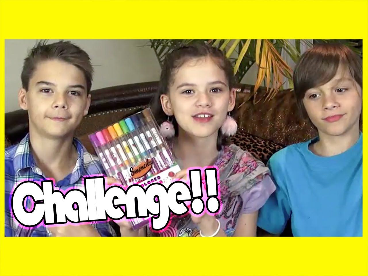 THE SMENCILS CHALLENGE!! | KITTIESMAMA | Ideas for the House ...