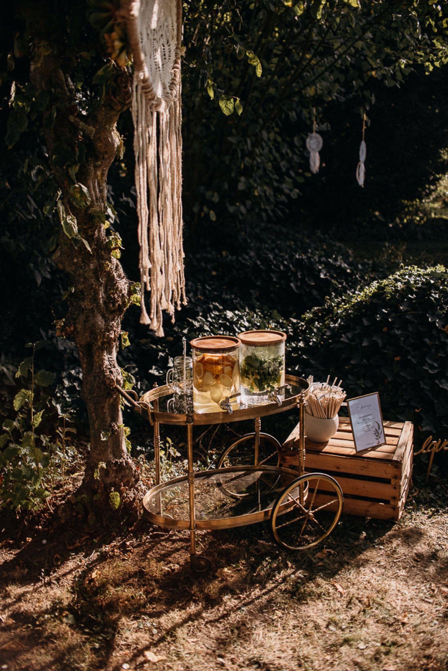 Diy Bohowedding In Greenhouse Do It Yourself Hochzeit Wedding Boho Und Hochzeit Feiern