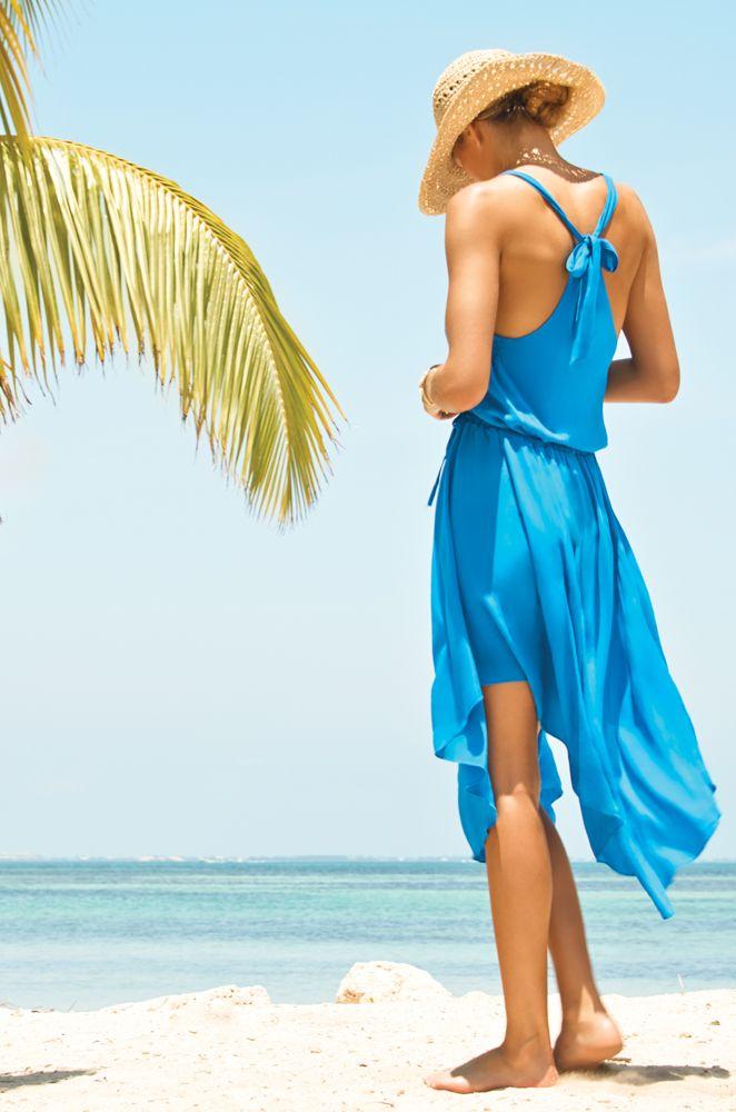 LSPACE Stevie Periwinkle Dress. SHOP AT www.rosatocollections.com www.facebook.com/rosatocollectionsonline