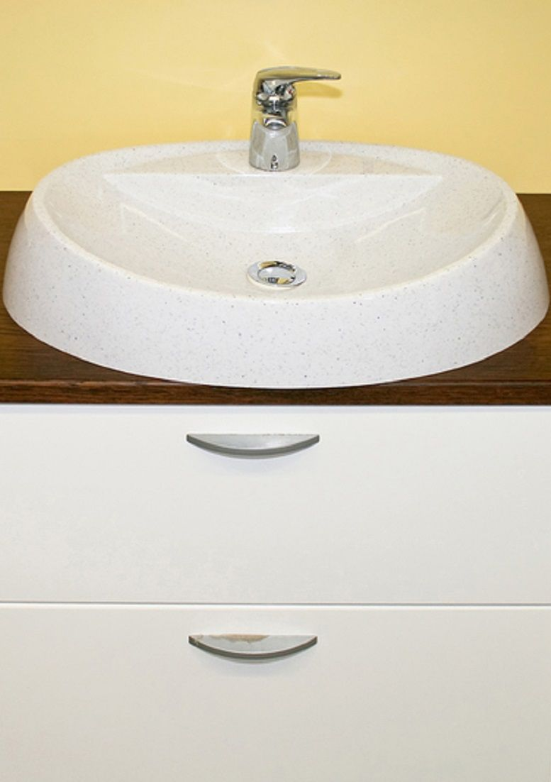 Modern Bath Dresser With Oval Sink And Faucet Transitional Bathroom Faucets Bathroom Faucets Affordable Bathroom Faucet