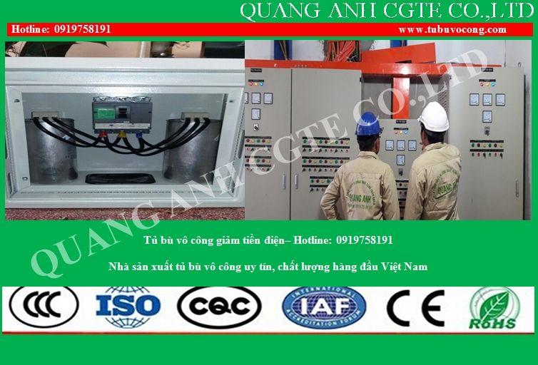 Nhà sản xuất chuyên nghiệp tủ bù vô công giảm tiền điện