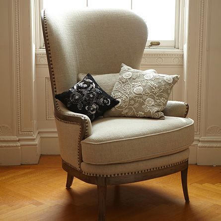 Merveilleux Portsmouth Chair | Great Reading Chairs For The Master Bedroom