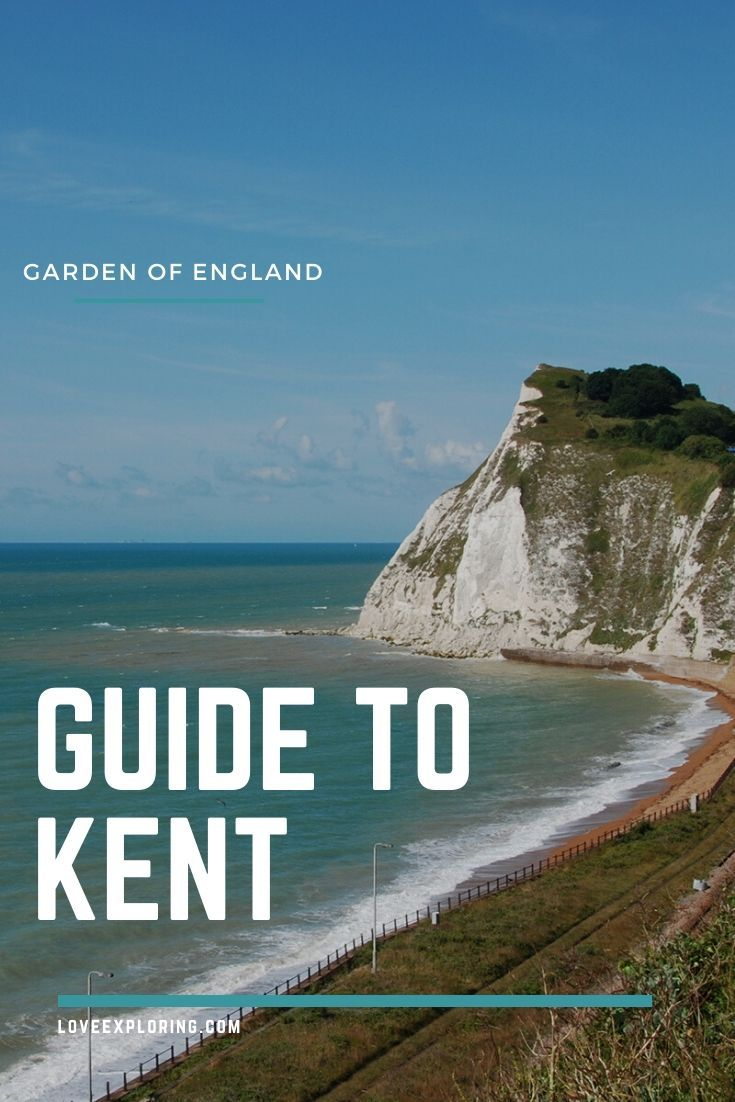 What to see, where to stay and what to do in Kent #travel #travelinspo