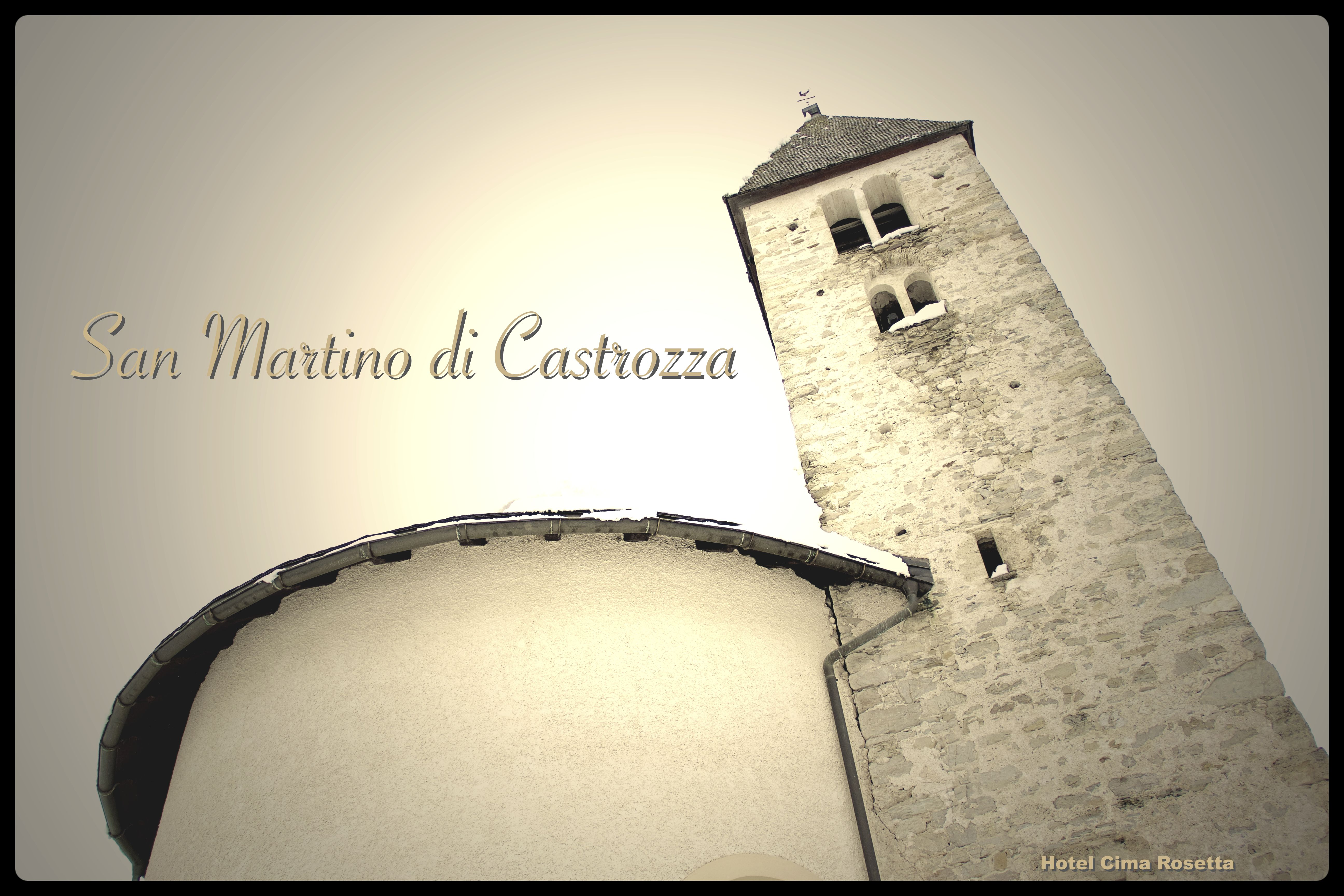 Il Campanile San Martino di Castrozza Paesaggi, Hotel