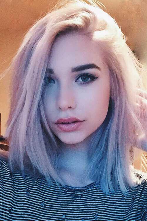 Fotos de chicas de cabello corto