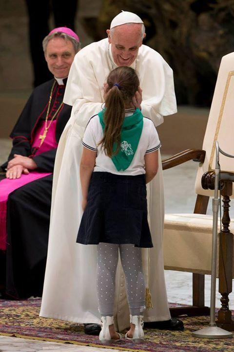 07/06/2013 : rencontre avec des éléves jésuites d'Italie et d'Albanie
