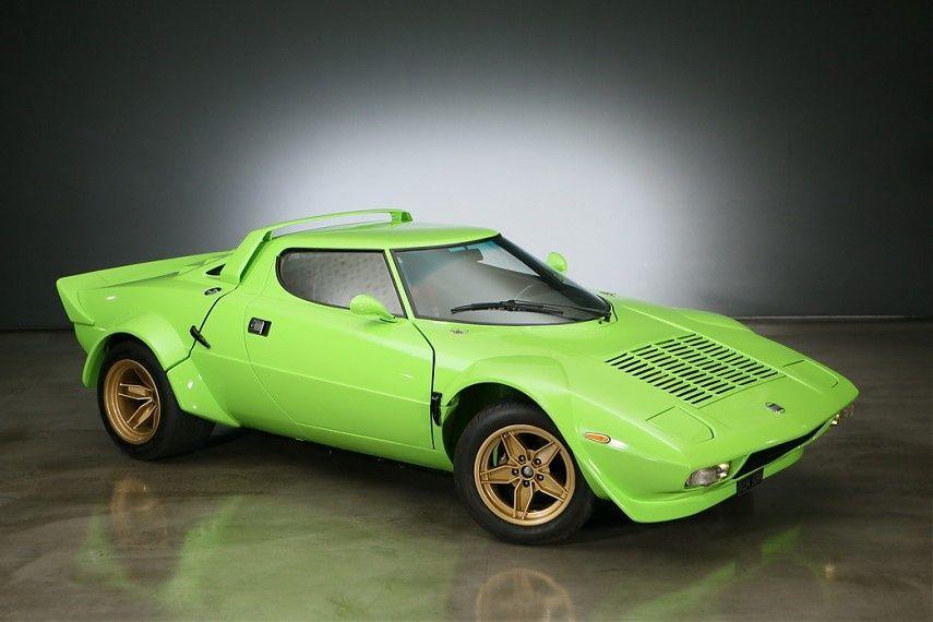 1975 Lancia Stratos HF Stradale Classic Driver Market