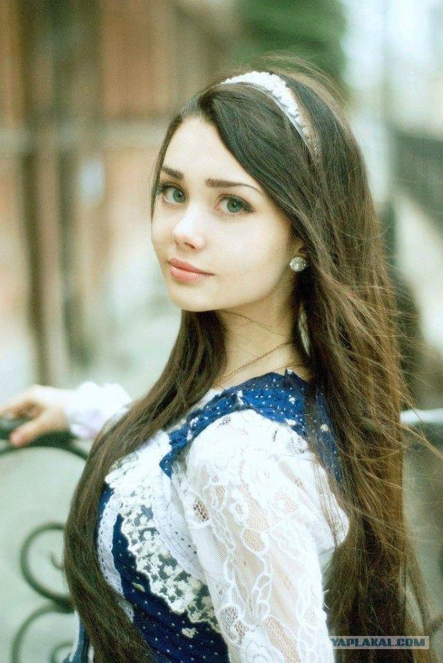 Картинки красивые чеченские девушки