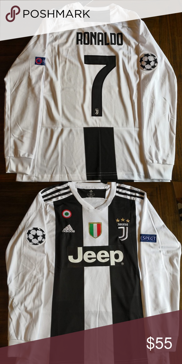 pretty nice fda80 000de Juventus Ronaldo Juventus Ronaldo size M & L Shirts Tees ...