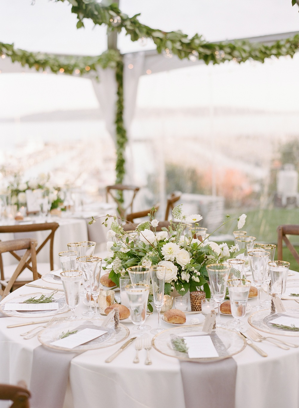 Intimate Seattle Wedding With Waterfront Views Seattle Wedding