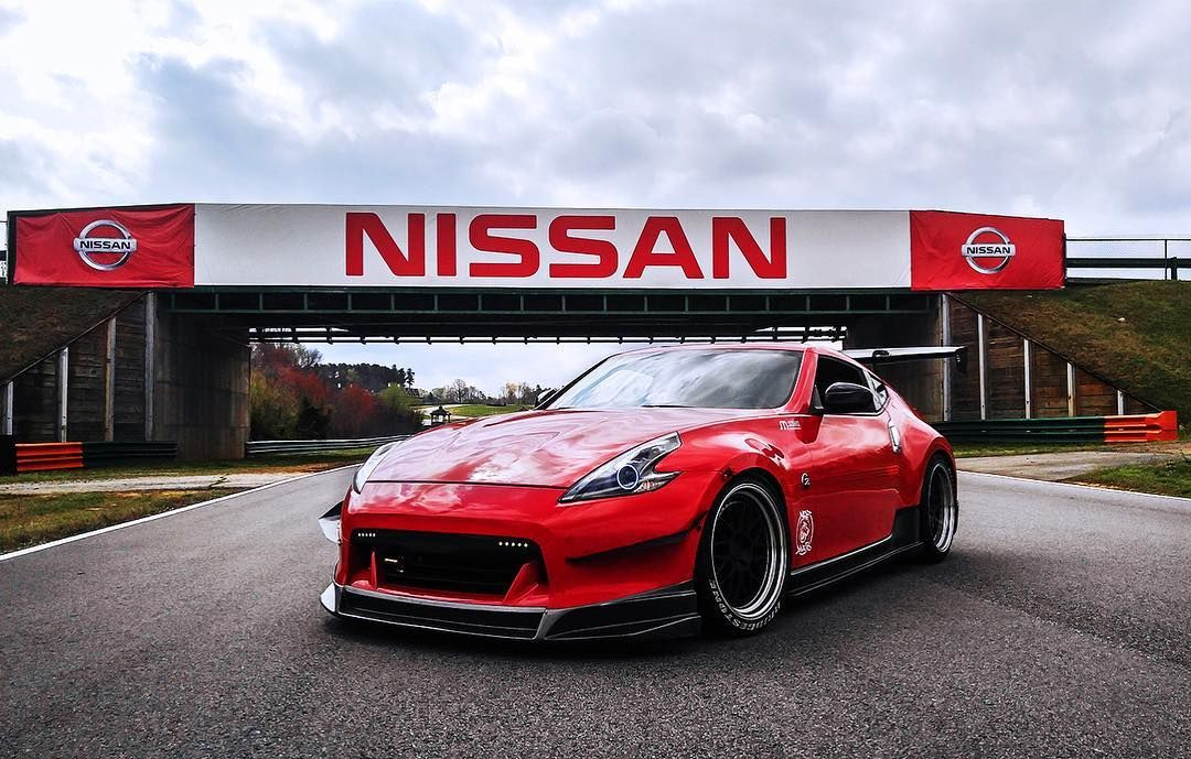 Sutherlin Nissan Orlando >> AlwayZ ready for the #track. #Nissan #370Z #CarGram #CarsofInstagram #InstaCars : @thomasz34 ...