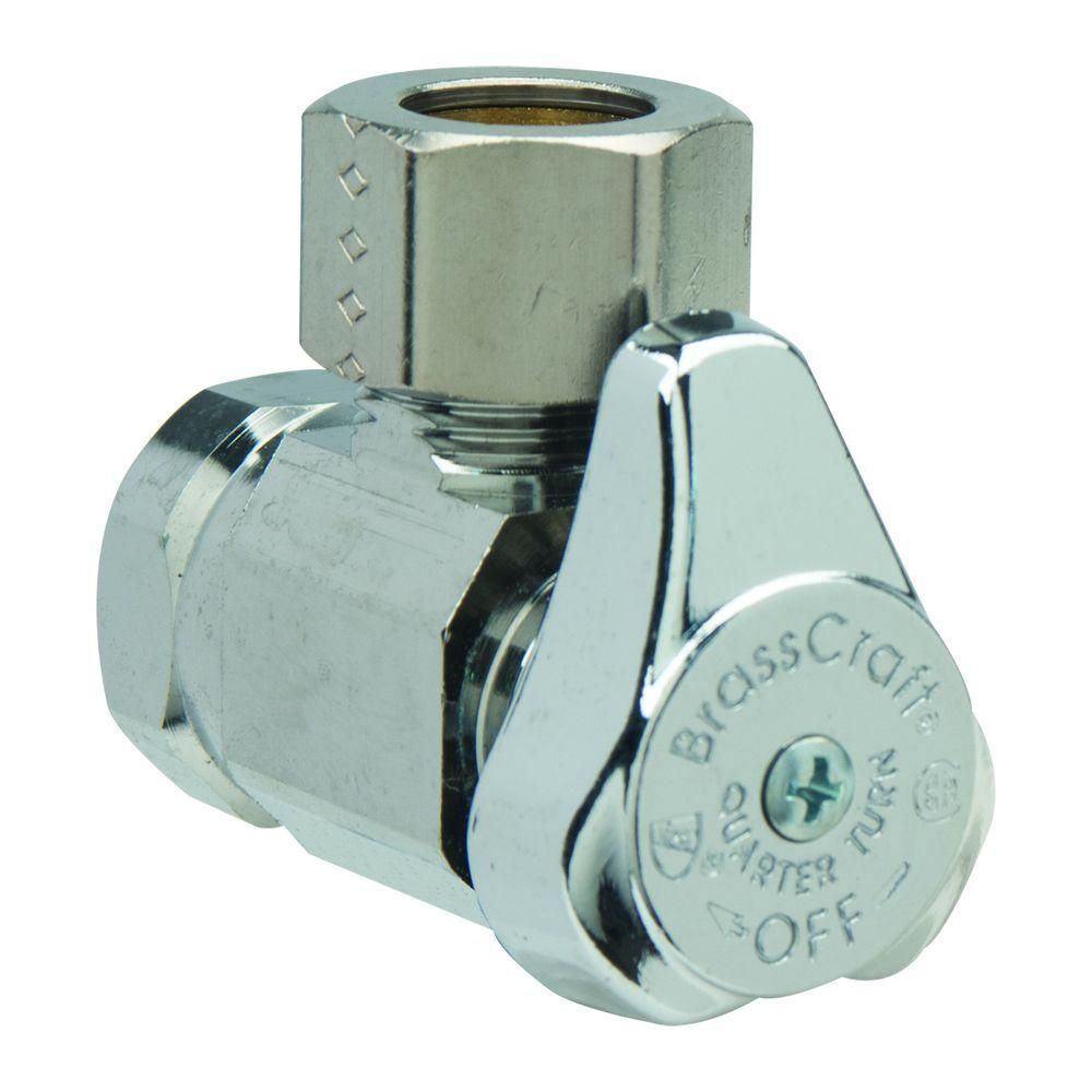 brasscraft 1/2 in. fip inlet x 1/2 in. o.d. comp outlet 1/4
