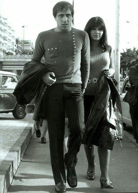 Adriano Celentano E Claudia Mori Movie Stars Beautiful