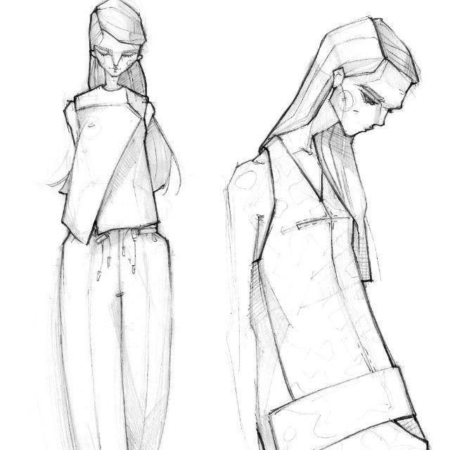 fashion illustration pencil sketches google search