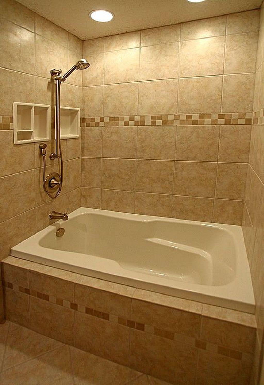 Small Bathroom Tub Shower Combo Ideas 15 Bathtub Tile Bathroom