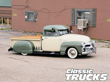 1954 Chevy Truck – Hot Rod Network