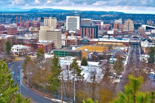 Spokane Wa Housing Market Buying Investment Property Spokane Skyline