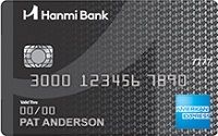 American Express | Hanmi Bank Cash Rewards Card | Debit