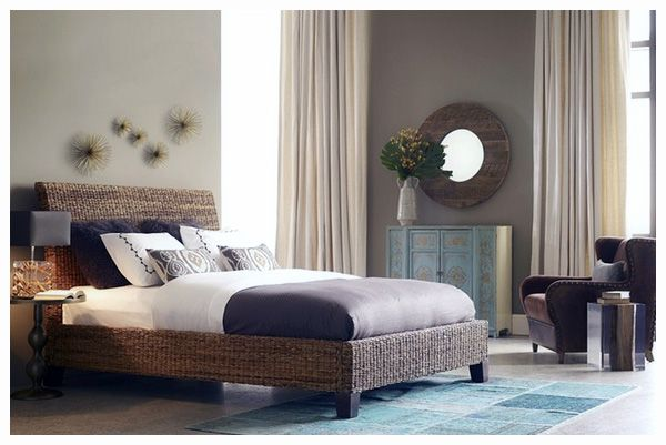 awesome Dream Decorating Option of Seagrass Bedroom Furniture ...