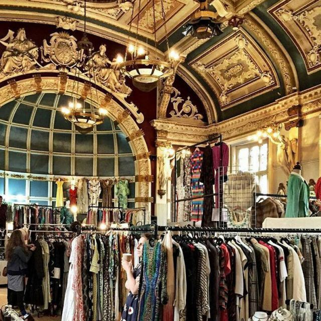 How To Vintage Shop Like A Pro In London London Shopping London Travel Vintage Shops