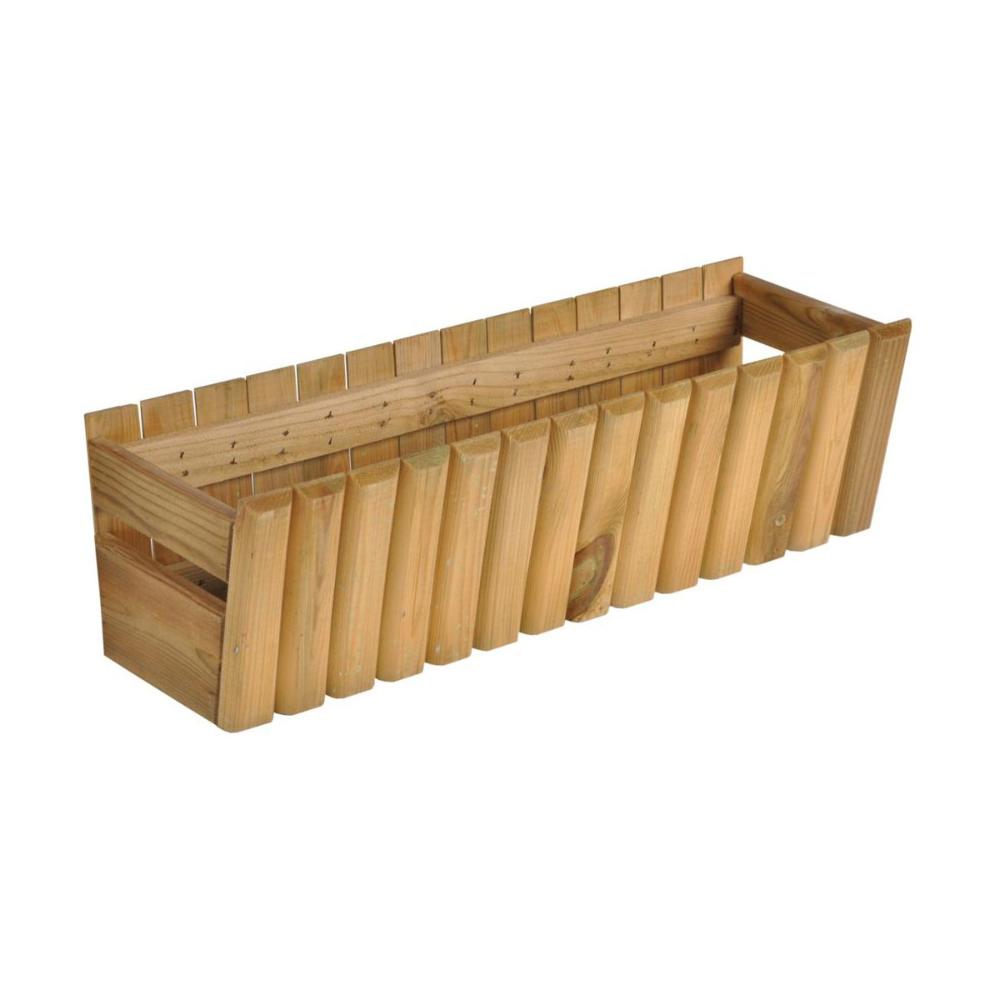 Doniczka Balkonowa 60 X 20 Cm Drewniana Stokrotka Sobex Donice Ogrodowe W Atrakcyjnej Cenie W Sklepach Outdoor Decor Outdoor Furniture Outdoor Storage Box