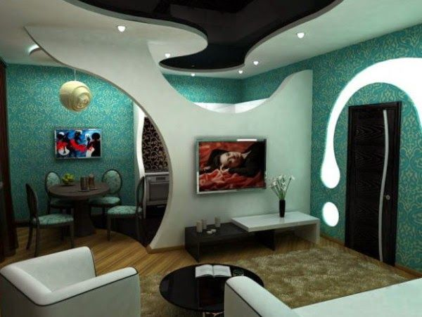 Pop Design Photo Pop Wall Designs In Hall | Walls | Pinterest
