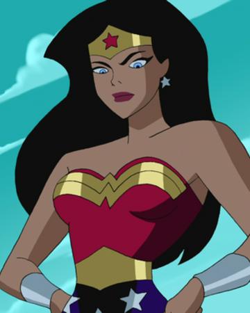 Susan Eisenberg Justice League 2002 2004 Wonder Woman Justice League Unlimited Wonder