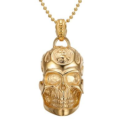 We've got a new Golden Skull Neck... on our store! Go check it out >> http://theblackravens.com/products/golden-skull-necklaces?utm_campaign=social_autopilot&utm_source=pin&utm_medium=pin