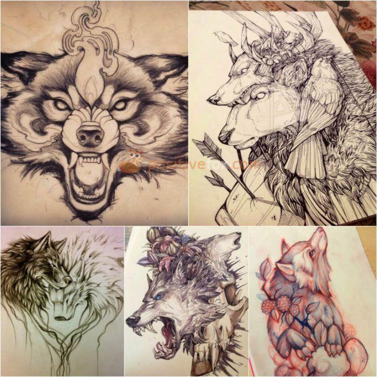 Best 100 Wolf Tattoo Ideas Wolf Tattoo Design Ideas With Meaning Wolf Tattoo Design Wolf Tattoo Meaning Wolf Tattoos